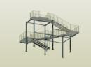 Technical stairs – Jelen